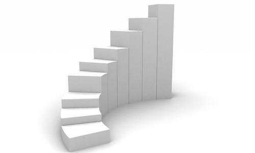 White Stairs 2