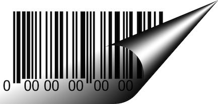 barcode money retail