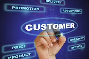 customer analytics client