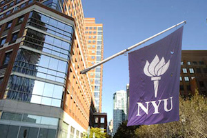 nyuflag NYU new york university