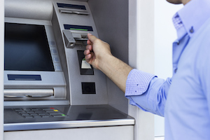 bank banking money atm credit card