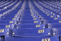sports football stadium seats crowd