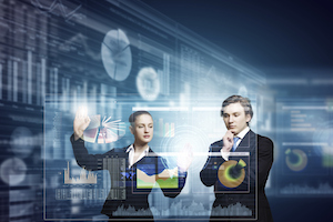 business intelligence dashboards trends