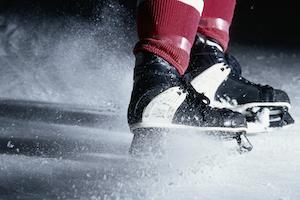 ice hockey nhl sports skates