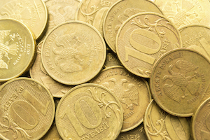 money funded gold coins ten