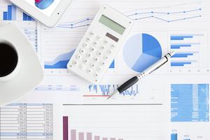banking finances calculator data