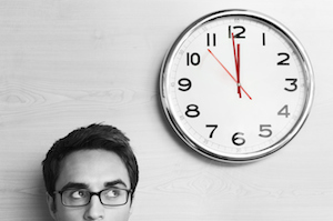inevitable clock time