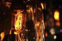 light lightbulb bright shine innovate new think idea